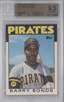 Barry Bonds [BGS 9.5]