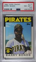Barry Bonds [PSA 8.5 NR‑MT+]