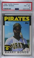 Barry Bonds [PSA 8 NM‑MT]