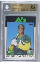 Jose Canseco [BGS 9.5]
