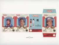 Gary Carter, George Brett, Rick Sutcliffe [EX to NM]