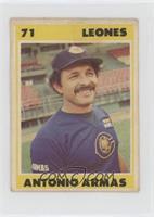 Antonio Armas