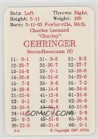 Charles Gehringer
