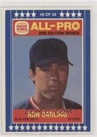 Ron Darling [Noted]
