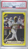 Barry Bonds [PSA 10 GEM MT]