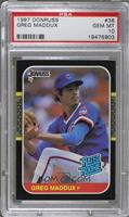 Greg Maddux [PSA 10 GEM MT]