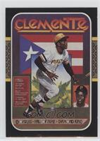 Roberto Clemente (Copyright Line Away from Text)