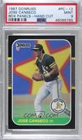 Jose Canseco [PSA9MINT]