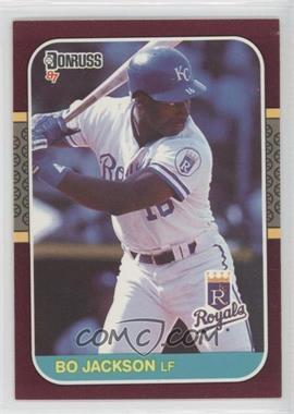 1987 Donruss Opening Day - Box Set [Base] #205 - Bo Jackson