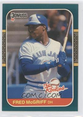 1987 Donruss The Rookies - Box Set [Base] #31 - Fred McGriff