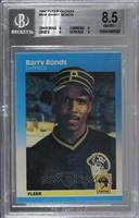 Barry Bonds [BGS8.5NM‑MT+]
