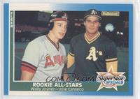 Wally Joyner, Jose Canseco