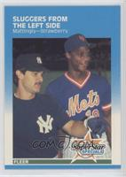 Don Mattingly, Darryl Strawberry