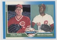 Tracy Jones, Marvin Freeman