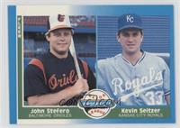 John Stefero, Kevin Seitzer