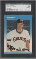 Will Clark [SGC92]