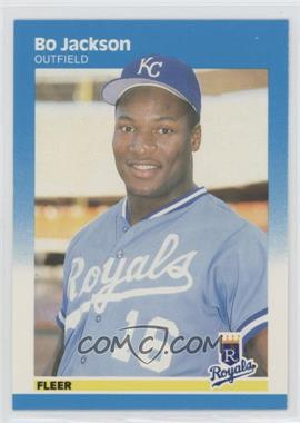 1987 Fleer - [Base] #369 - Bo Jackson