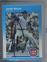 Jamie Moyer [JSACertifiedCOASticker]