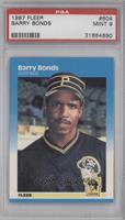 Barry Bonds [PSA9]