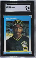 Barry Bonds [SGC9MINT]
