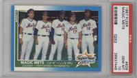 Magic Mets (Gary Carter, Sid Fernandez, Dwight Gooden, Keith Hernandez, Darryl …