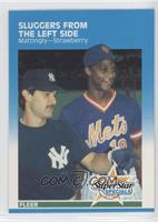 Sluggers Fom The Left Side (Don Mattingly, Darryl Strawberry)