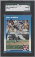 Greg Maddux [SGC92NM/MT+8.5]