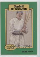 Babe Ruth (Green Border)