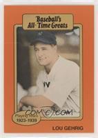 Lou Gehrig (Orange Border) [NonePoortoFair]