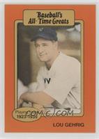 Lou Gehrig (Orange Border)