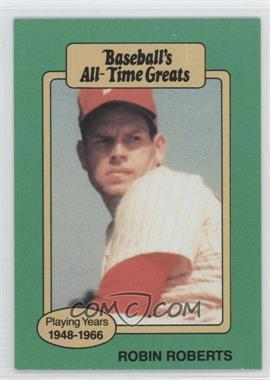 1987 Hygrade Baseballs All Time Greats Base Roro