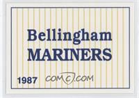 Bellingham Mariners Team