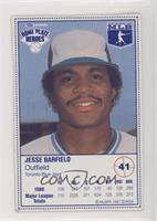 Jesse Barfield [Noted]