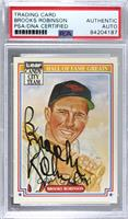 Brooks Robinson [PSA Authentic PSA/DNA Cert]