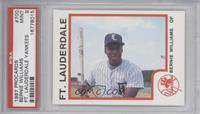 Bernie Williams [PSA 9 MINT]