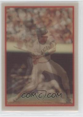 1987 Sportflics - [Base] #90 - Jose Canseco
