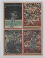 Dwight Gooden, Cal Ripken Jr., Rickey Henderson, George Brett
