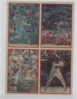 Dale Murphy, Keith Hernandez, Jim Rice, Tony Gwynn