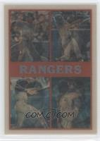 Texas Rangers Team, Pete Incaviglia, Mitch Williams, Bobby Witt, Pete O'Brien, …