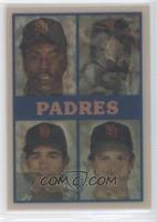 San Diego Padres Team, Tony Gwynn, John Kruk, Kevin Mitchell, Steve Garvey, Ben…