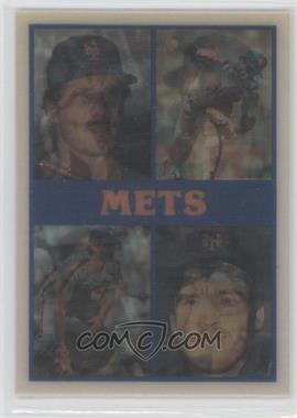 1987 Sportflics Team Previews - Mail-In [Base] #2 - New York Mets Team