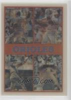Baltimore Orioles Team, Don Aase, Mike Boddicker, Eric Bell, Fred Lynn, Cal Rip…