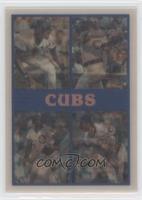 Chicago Cubs Team, Ryne Sandberg, Leon Durham, Rafael Palmeiro, Shawon Dunston,…