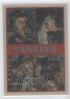 New York Yankees Team, Bob Tewksbury, Dave Righetti, Dave Winfield, Rickey Hend…