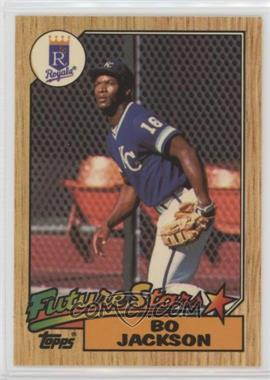 1987 Topps - [Base] - Box Set Collector's Edition (Tiffany) #170 - Bo Jackson