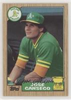 Jose Canseco (Barry Larkin Back)