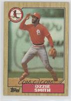 Ozzie Smith (Mike Schmidt Back)