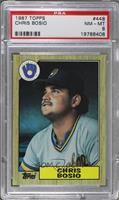Chris Bosio [PSA 8 NM‑MT]