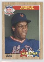 Dwight Gooden (No TM Symbol next to NL logo)