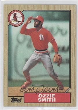 1987 Topps - [Base] #749 - Ozzie Smith